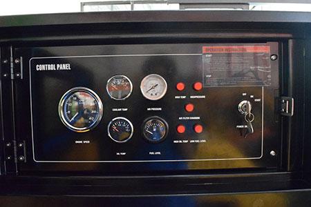 control-compressor