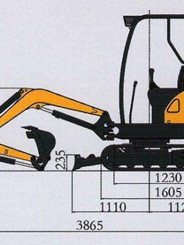 spesifikasi-mini-excavator